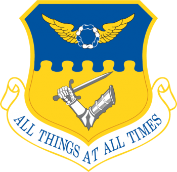 Coat of arms (crest) of the 121st Air Refueling Wing, Ohio Air National Guard