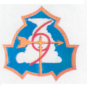 Coat of arms (crest) of the 9th Weather Squadron, USAAF