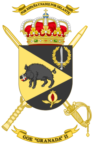 Special Operations Group Granada II, Spanish Army.png