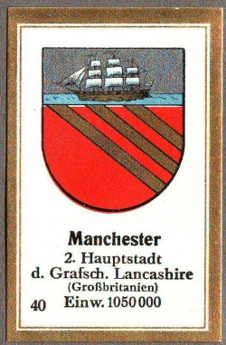 Arms of Manchester