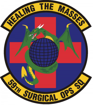 59th Surgical Operations Squadron, US Air Force.png