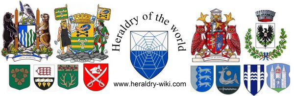 Heraldry of the world - Coats of arms of all countries in the world