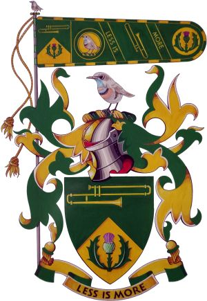 Arms of Laird Sky