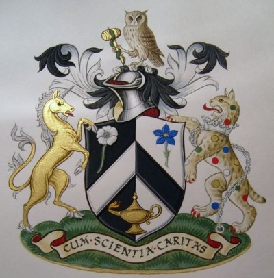 Arms of Royal College of General Practitioners