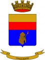 45th Signal Regiment, Italian Army.png