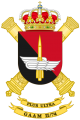 Air Defence Artillery Group II-74, Spanish Army.png