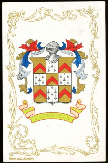 Arms of Lichfield