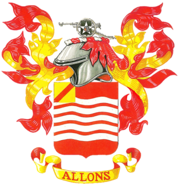 Coat of arms (crest) of the 15th Field Artillery Regiment, US Army