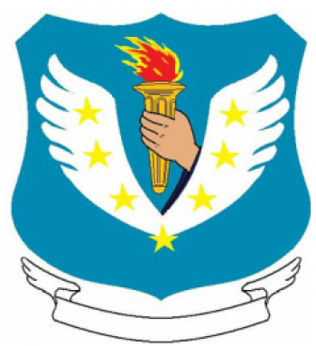 Coat of arms (crest) of the 811th Air Base Group, US Air Force