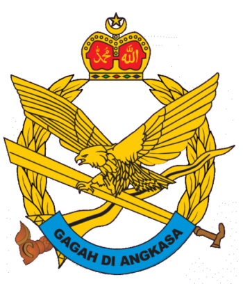 Coat of arms (crest) of the Malaysian Army Aviation Corps