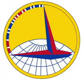 Coat of arms (crest) of the Air Corps Ferrying Command, USAAF