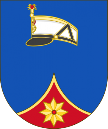 Coat of arms (crest) of the Uniformology Course, Spanish Army