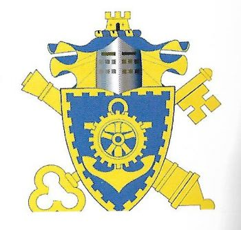 Coat of arms (crest) of the Commandant Karljohansvern, Norway
