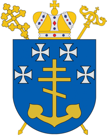 Arms of Eparchy of Michalovce-Kosice