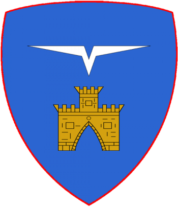 Coat of arms (crest) of the Airmobile Brigade Friuli, Italian Army
