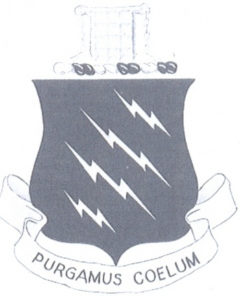 Coat of arms (crest) of the 16th Fighter Group, USAAF
